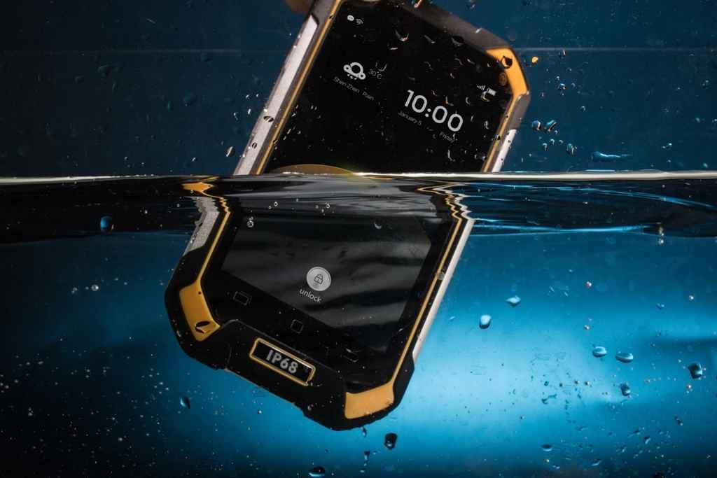 Blackview BV6000s, el móvil super resistente