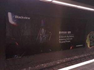 Blackview ha presentado en la feria MWC 2018 en Barcelona nuevos terminales rugerizados Blackview.